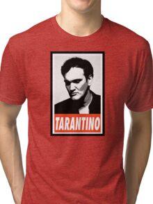 -LEGEND- Quentin Tarantino Tri-blend T-Shirt