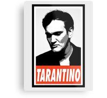 -LEGEND- Quentin Tarantino Metal Print