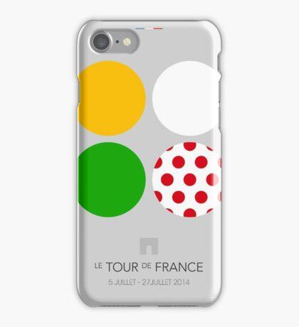 The Jerseys : Tour de France 2014 iPhone Case/Skin