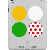 The Jerseys : Tour de France 2014 iPad Case/Skin