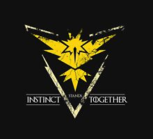 Team Instinct Stands Together(PokeGO! + GoT) Unisex T-Shirt