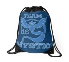 Team Mystic Pokemon Go Drawstring Bag
