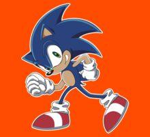 Super Sonic Kids Tee