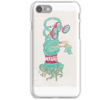 monster3 iPhone Case/Skin