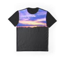 Good Fri Sunset w/Radiance ~ digital paint effect Graphic T-Shirt