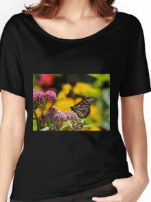 The Return of the Magnificent Monarch Women's Relaxed Fit T-Shirt