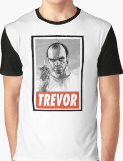 (GEEK) Trevor Graphic T-Shirt