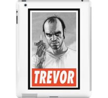 (GEEK) Trevor iPad Case/Skin