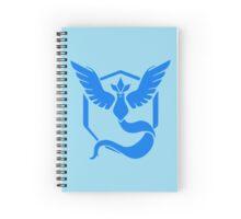 Team Mystic Spiral Notebook