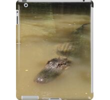 Swamp Gator iPad Case/Skin