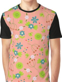 Summer pattern  4 Graphic T-Shirt