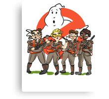 Who Ya Gonna Call? Canvas Print