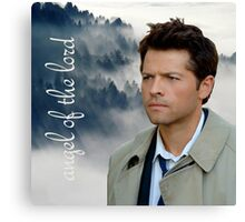 Angel of the Lord - Supernatural Canvas Print