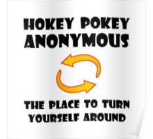 Hokey Pokey Turn Yourself Around Poster