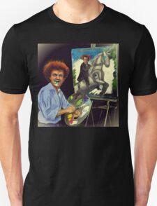 Steve Brule paints Unisex T-Shirt