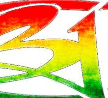 311 - Three Eleven Rasta Sticker