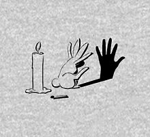 Shadow Rabbit by lightiilusions.com Unisex T-Shirt