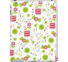 Summer pattern  6 iPad Case/Skin