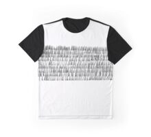 Grey lines 2 Graphic T-Shirt
