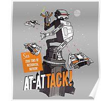 AT-ATTACK! Poster