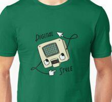 Digital Style Unisex T-Shirt