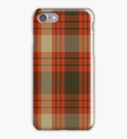 02268 Winnipeg Mystery Unidentified Fashion Tartan iPhone Case/Skin