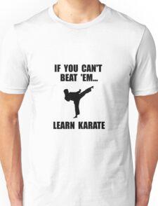 Learn Karate Unisex T-Shirt