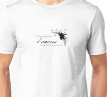You Have Married an Icarus Unisex T-Shirt