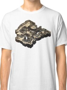 Dust 2 Isometric Map Classic T-Shirt