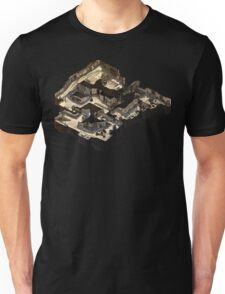 Dust 2 Isometric Map Unisex T-Shirt