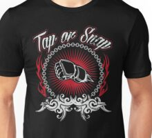 tap or snap Unisex T-Shirt
