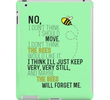 Lots and Lots of Bees! iPad Case/Skin