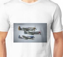 Mustang Trio Unisex T-Shirt