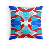 Snippets Throw Pillow