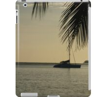 Jamaican Ocean Sunrise iPad Case/Skin