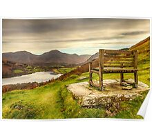 LAKE DISTRICT LOWESWATER Poster