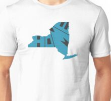 New York Home State Unisex T-Shirt
