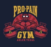 Propane Fitness by Baznet