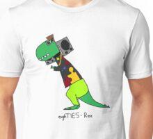 80s Rex - Boom Box Unisex T-Shirt