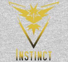 Team Instinct One Piece - Long Sleeve