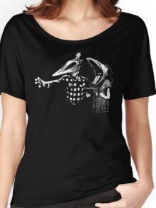Ghost Fiction Women's Relaxed Fit T-Shirt