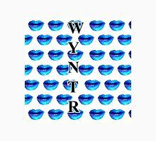 Read My Lips - Blue Wyntr Unisex T-Shirt
