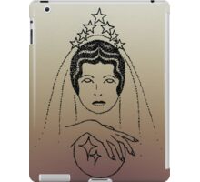 Star Lady - Dusk iPad Case/Skin