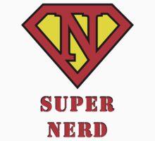 Super Nerd Kids Tee