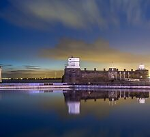 Fort Perch Rock - New Brighton by Paul Madden