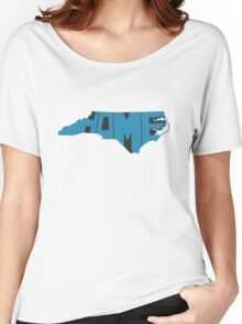 North Carolina Home State Women's Relaxed Fit T-Shirt