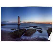 New Brighton Lighthouse Poster
