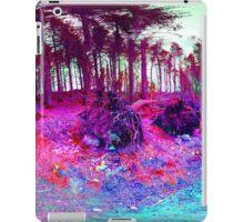 Nature falls into colour iPad Case/Skin