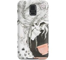 Tea time for the Dead Samsung Galaxy Case/Skin
