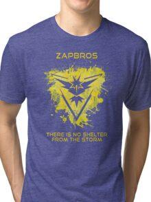Zapbros Tri-blend T-Shirt